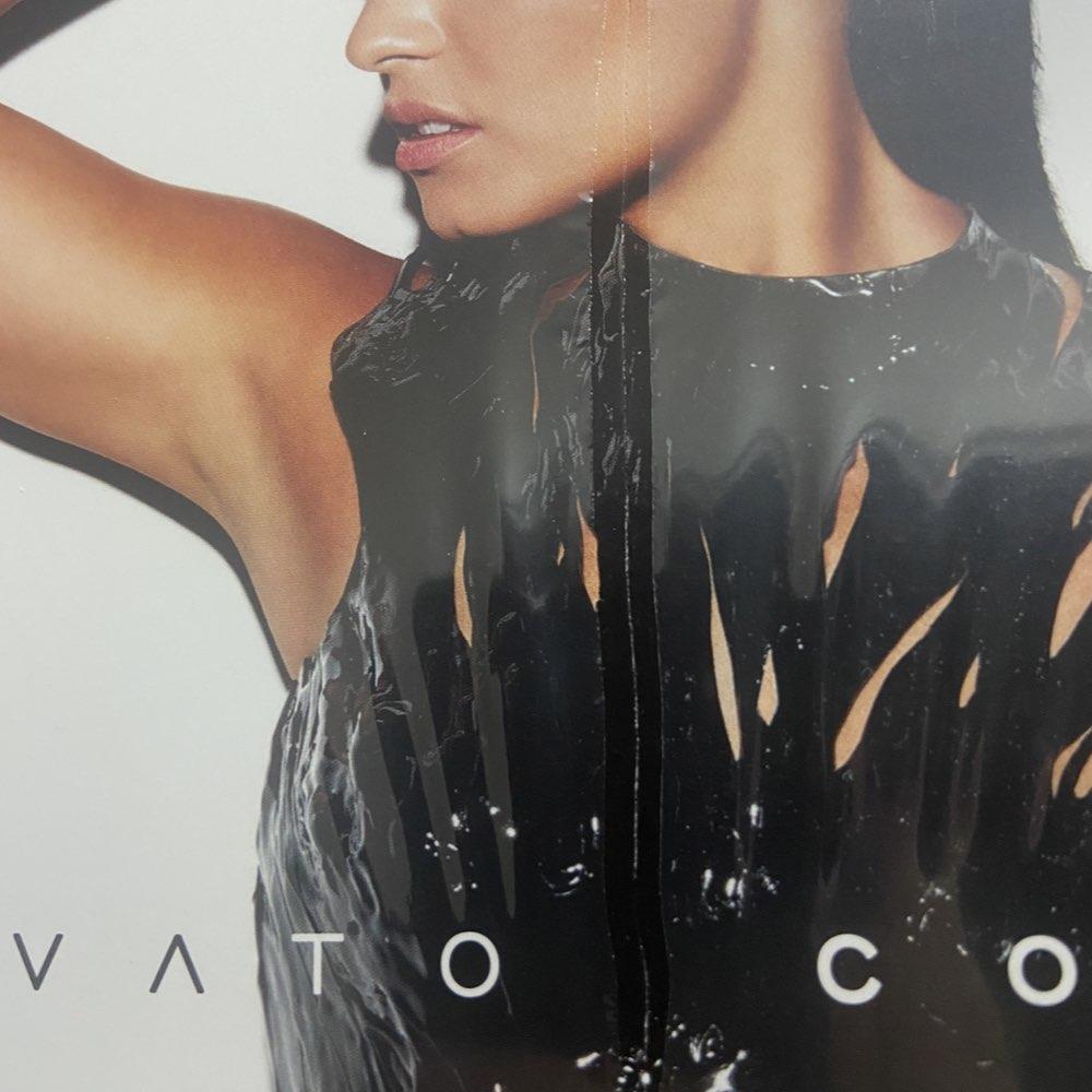 OUTLET - Demi Lovato - Confident [Limited LP] - AVARIA - LEIA A DESCRIÇÃO