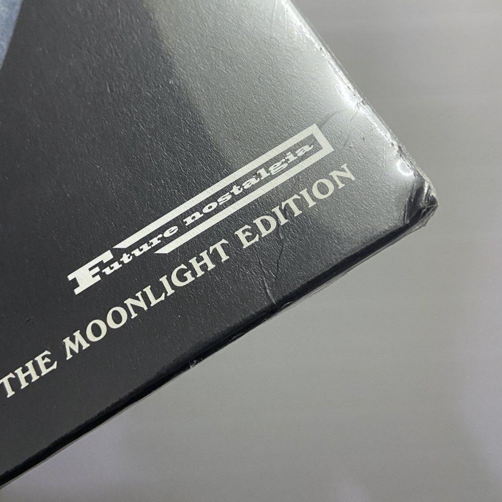OUTLET - Dua Lipa - Future Nostalgia [The Moonlight Edition - Double Black Vinyl] - AVARIA - LEIA A DESCRIÇÃO