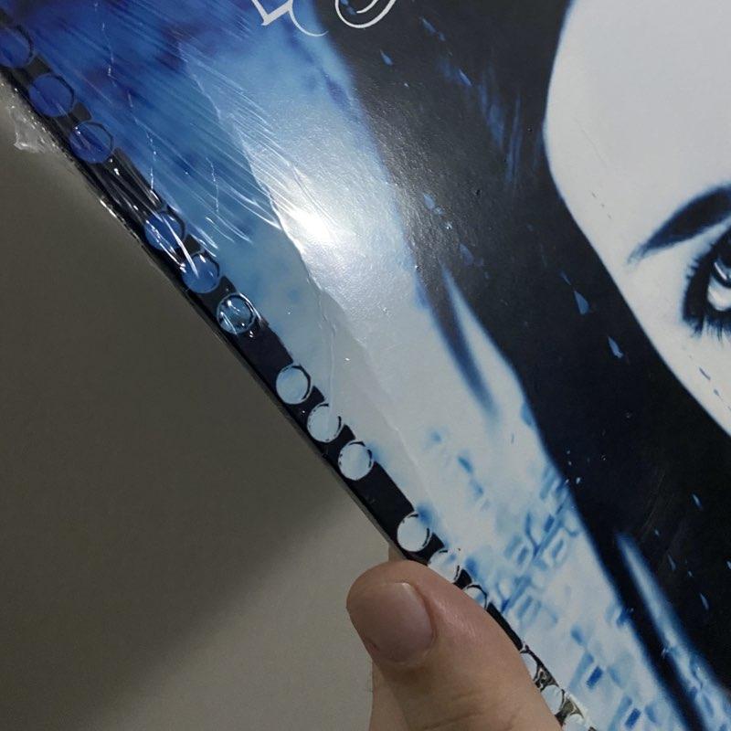 OUTLET - Evanescence - Fallen [Target Exclusive, Silver Vinyl] - AVARIA - LEIA A DESCRIÇÃO