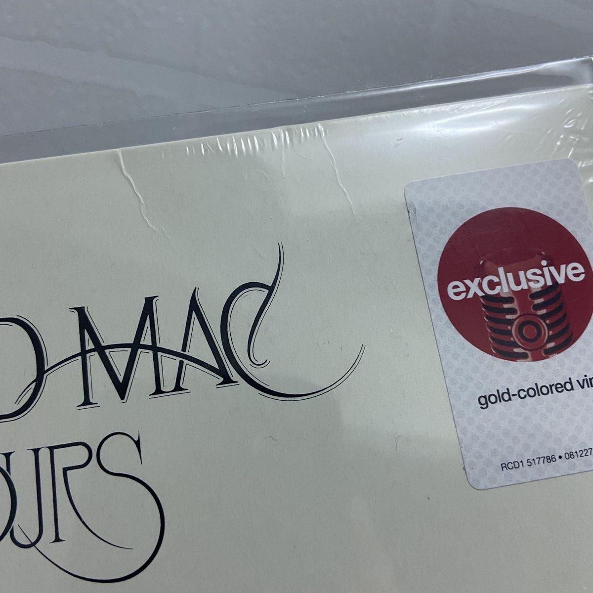 OUTLET - Fleetwood Mac - Rumours [Target Exclusive, Vinyl] [Gold Colored] - AVARIA - LEIA A DESCRIÇÃO