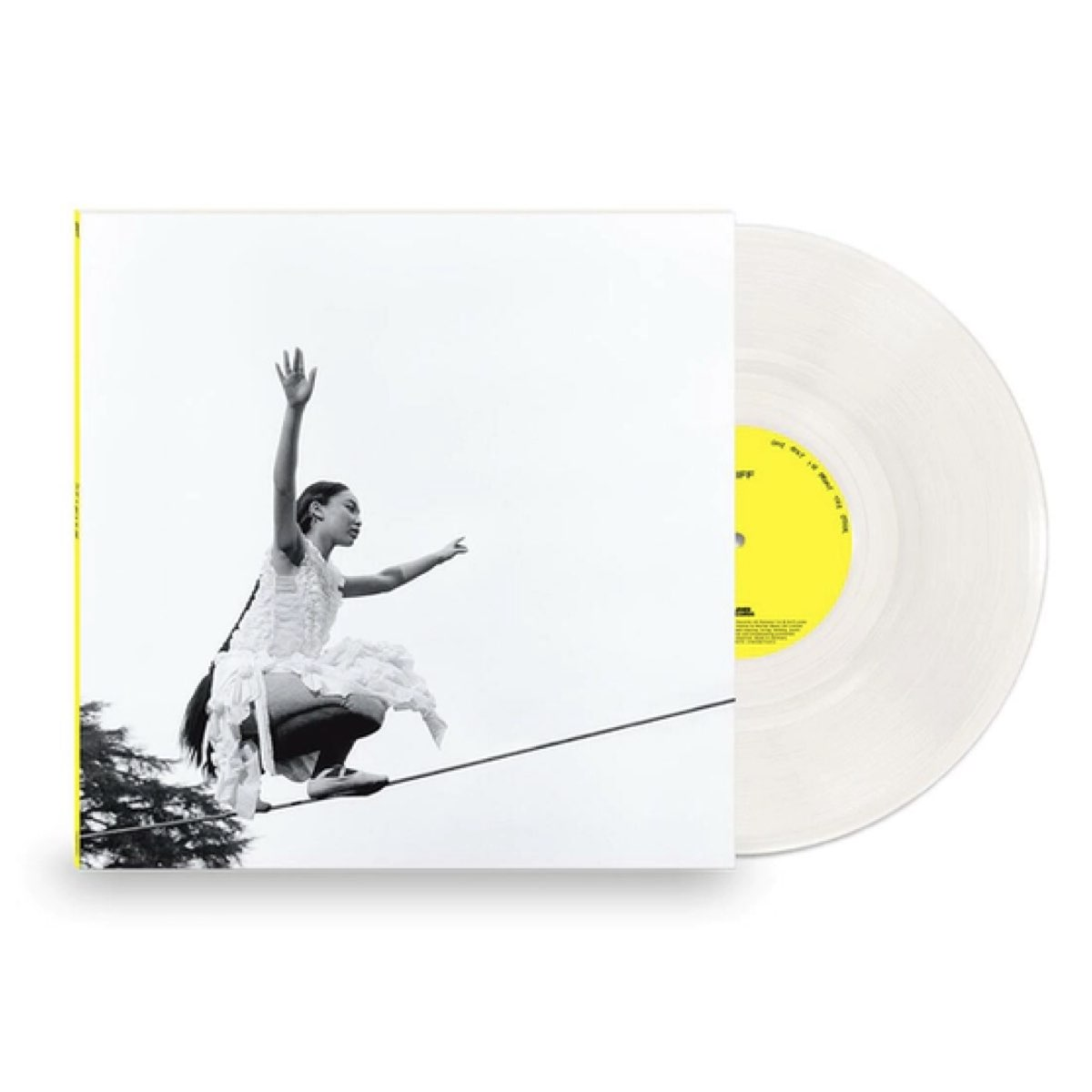 OUTLET - Griff - One Foot In Front Of The Other [Limited Edition - Clear Vinyl] - PEQUENA AVARIA - LEIA A DESCRIÇÃO
