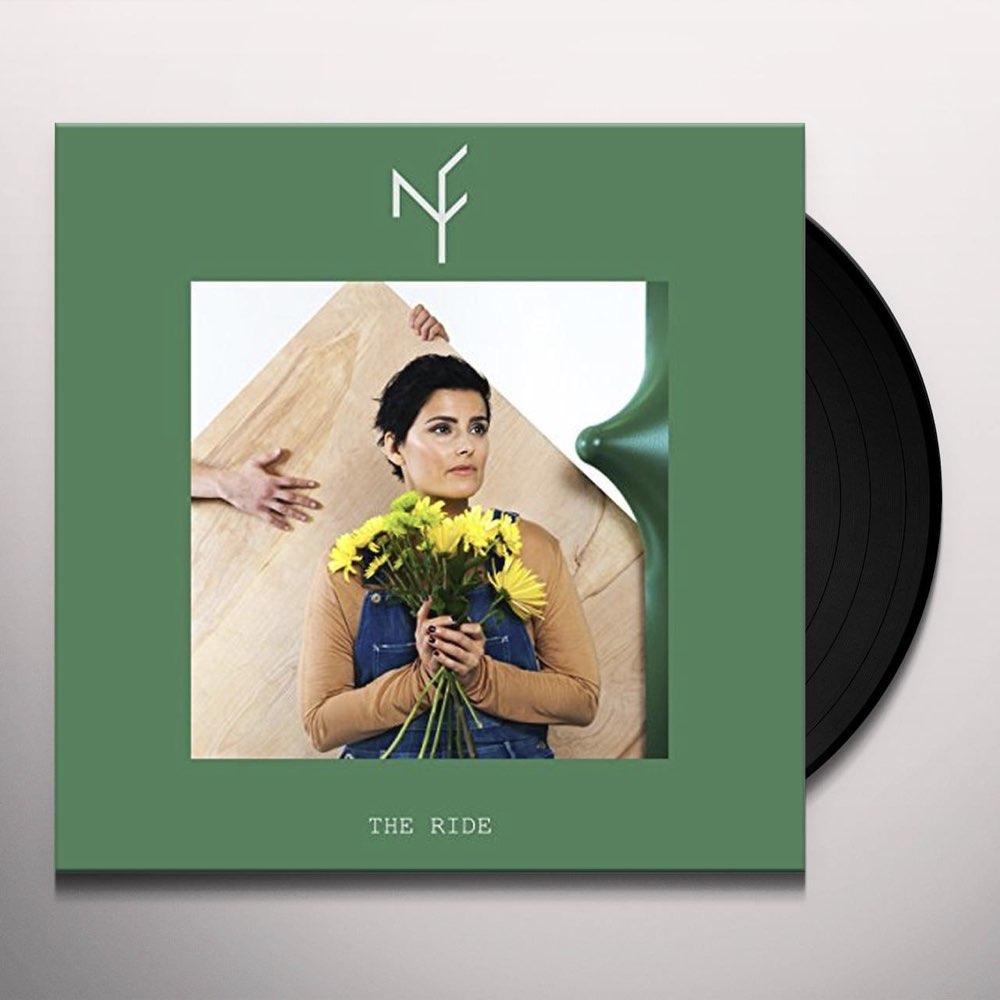OUTLET: Nelly Furtado - The Ride - LEIA A DESCRIÇÃO - AVARIA