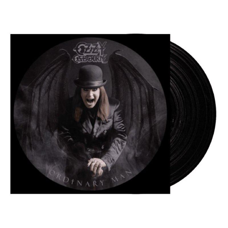 Ozzy Osbourne - Ordinary Man (140 gram)