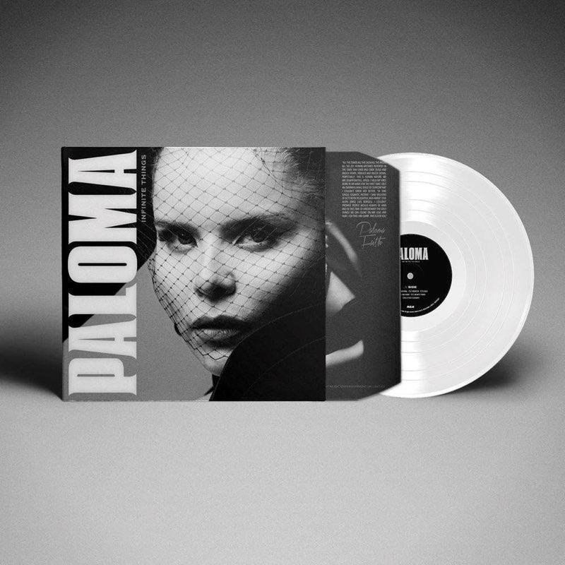 Paloma Faith - Infinite Things [Edição Limitada - White Vinyl]