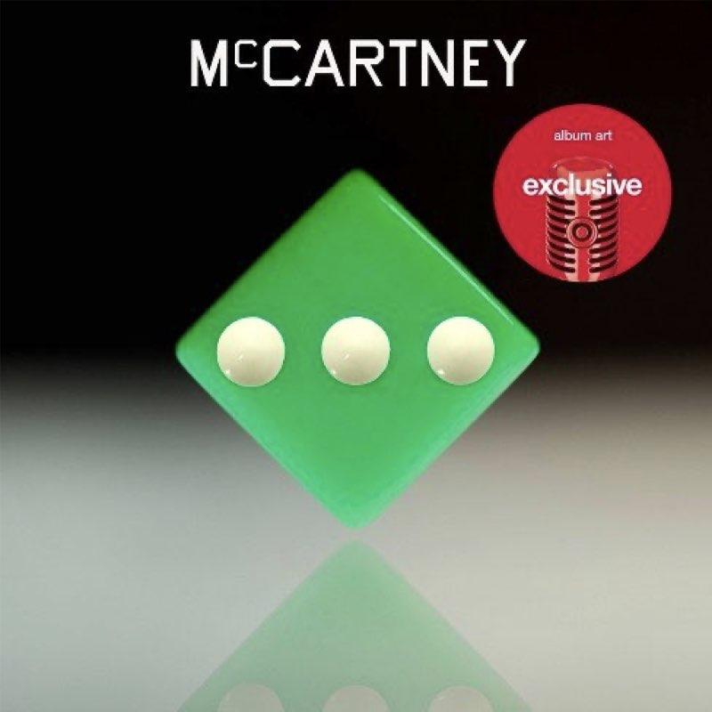 Paul McCartney - McCartney III [Target Exclusive, CD]