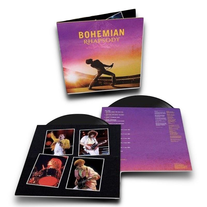 Queen - Bohemian Rhapsody [OST Vinil Duplo]