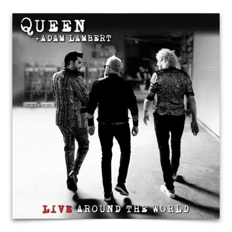 Queen & Adam Lambert - Live Around The World (Blu-ray) (CD)