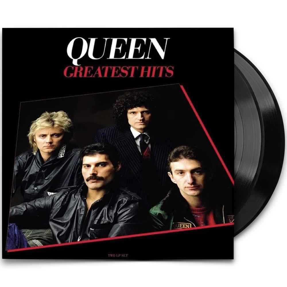 Queen - Greatest Hits, Vol. 1 [Black Double Vinyl]