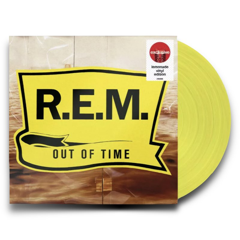 R.E.M. - Out of Time [Target Exclusive, Vinyl]