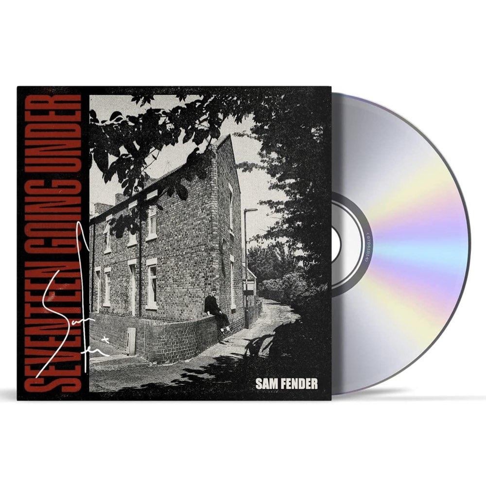 Sam Fender - Seventeen Going Under [CD Autografado]