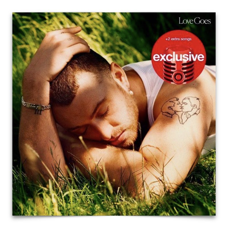 Sam Smith - Love Goes (Target Exclusive, CD)