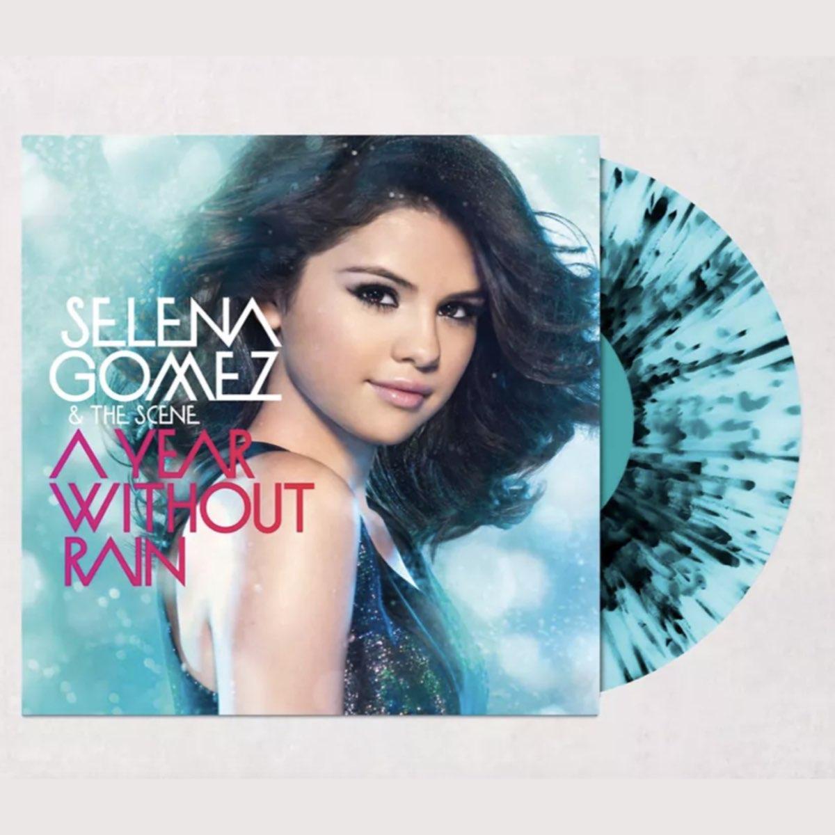 Selena Gomez & The Scene - A Year Without Rain [Edição Limitada]