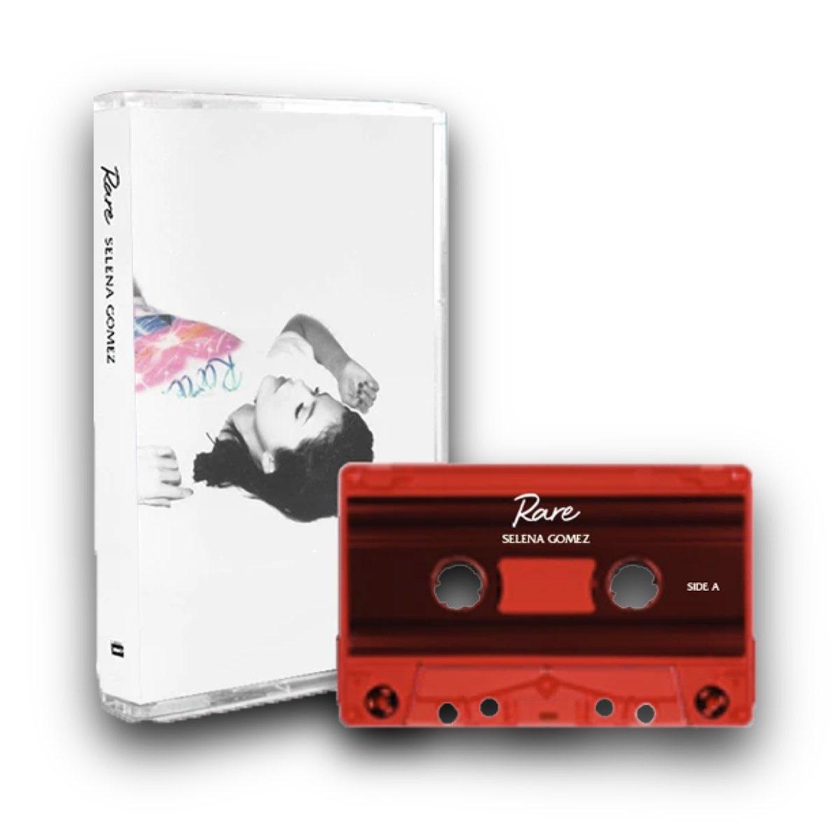 Selena Gomez - Rare [Cassete Vermelho]