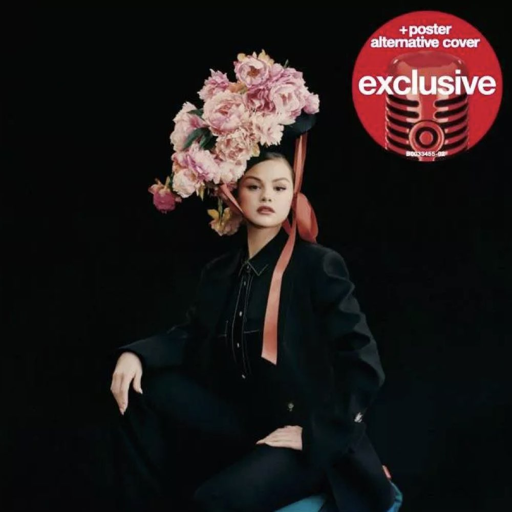Selena Gomez - Revelación  [Target Exclusive, Limited Edition CD]
