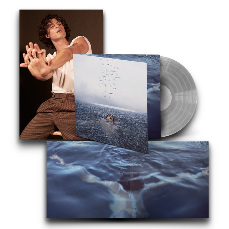 Shawn Mendes - Wonder (Limited Clear Vinyl w/ Foldout Poster)