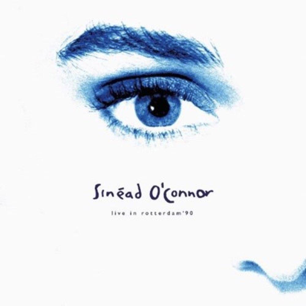 Sinead O'Connor - Live in Rotterdam 1990 [Black Vinyl] - RSD 2021