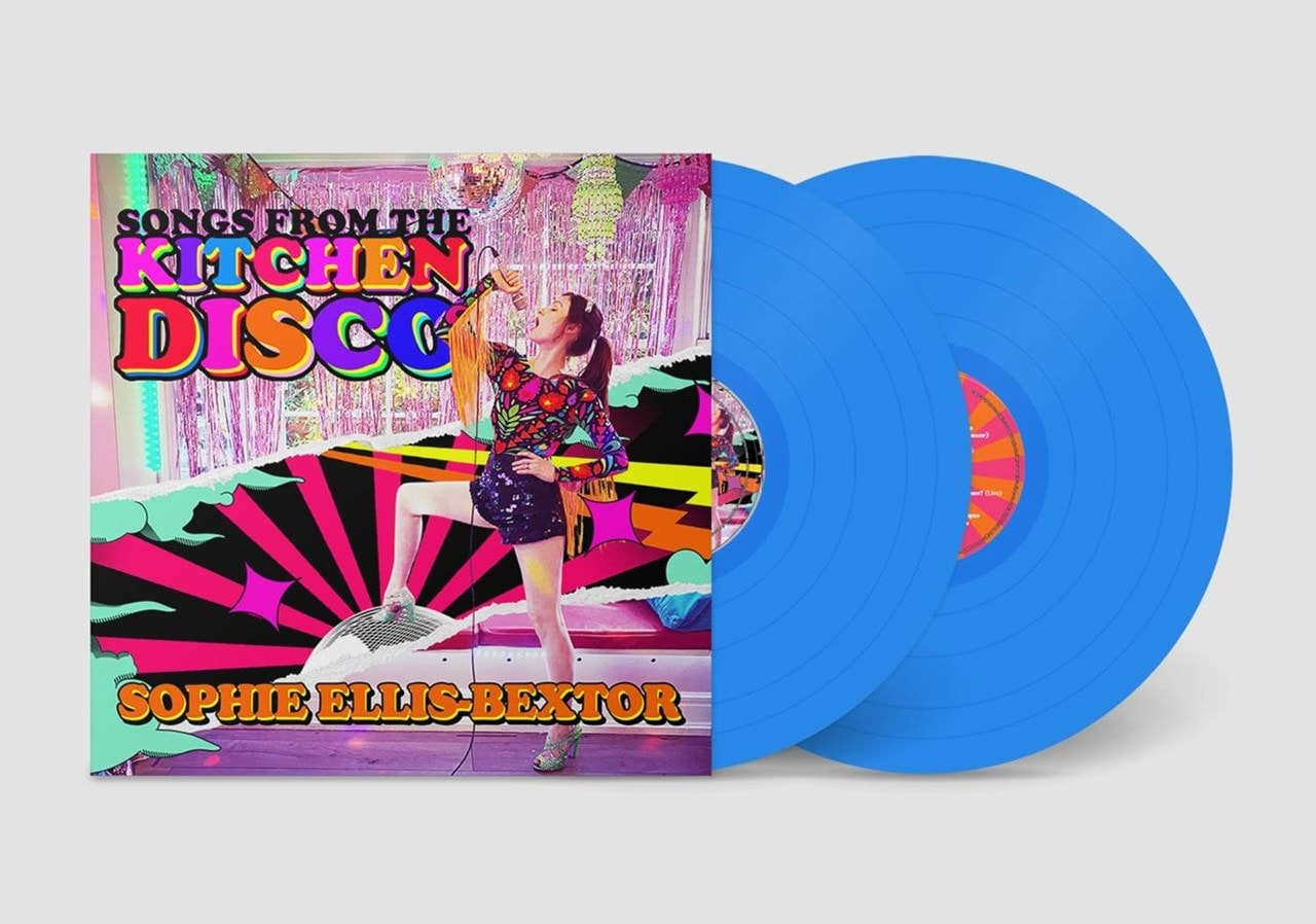 Sophie Ellis-Bextor - Songs from the Kitchen Disco [Blue Double Vinyl]