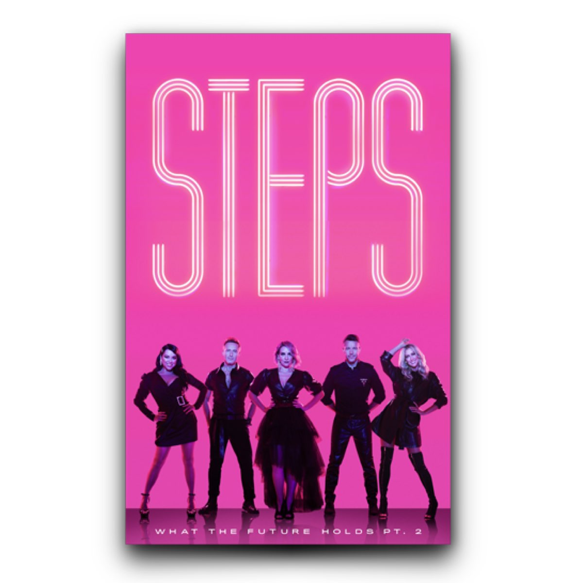 Steps - What The Future Holds PT.2 [Limited Edition - Cassette]