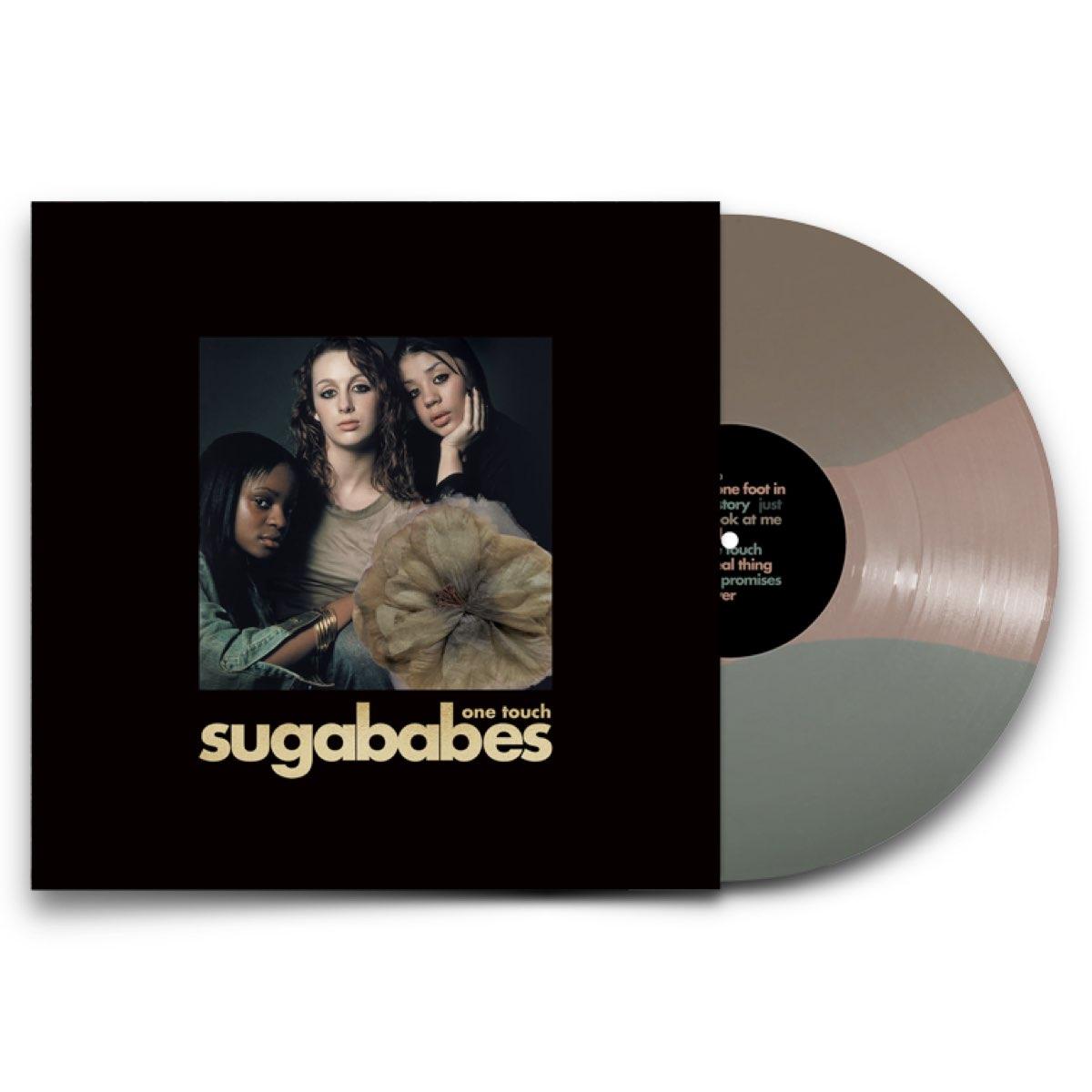 Sugababes - One Touch: Remastered Deluxe LP + Overload CD Single [Autografado e Numerado]