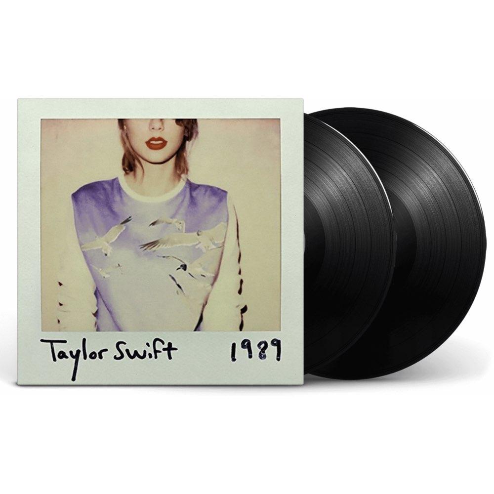 Taylor Swift - 1989 [Double Black Vinyl]
