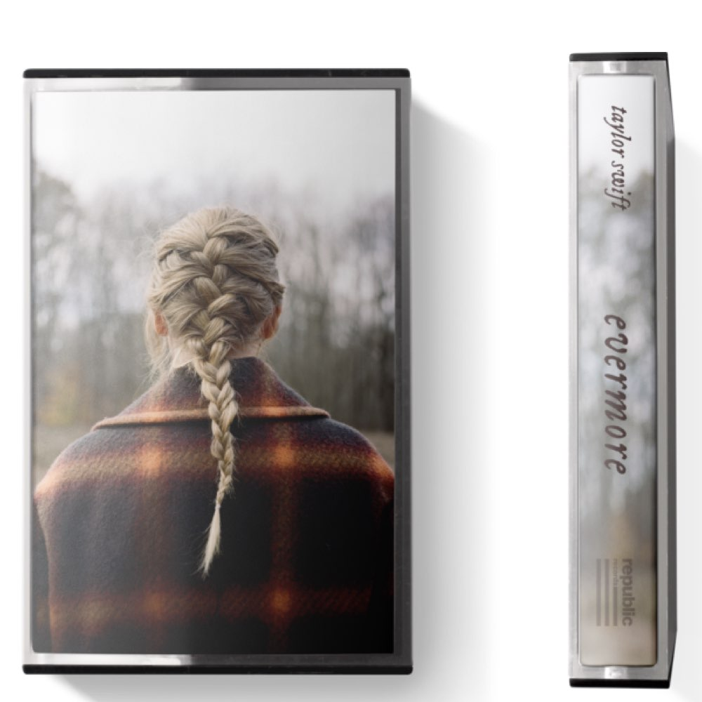 Taylor Swift - Evermore [Deluxe Edition Cassete]