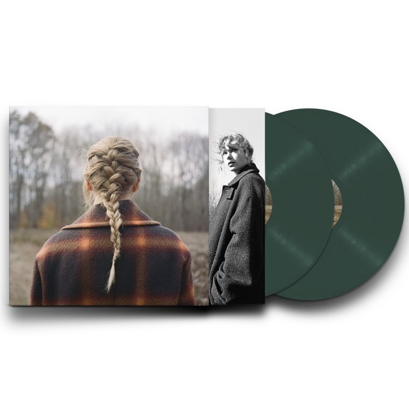 Taylor Swift - Evermore [Deluxe Edition Vinyl]