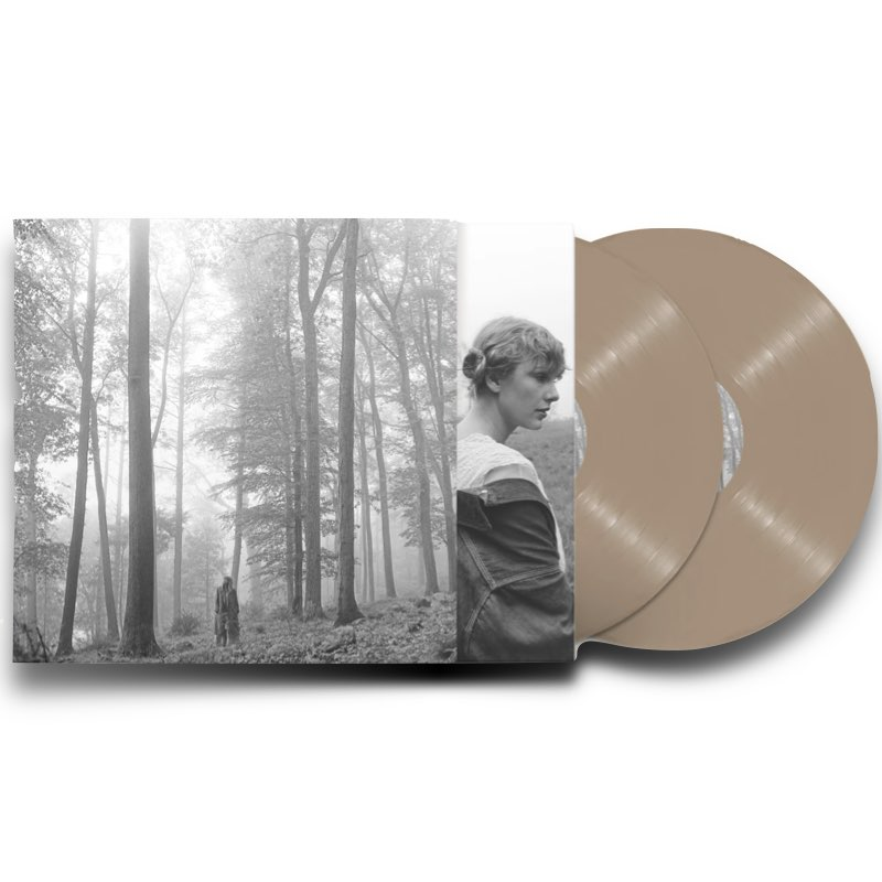 """Taylor Swift - Folklore [1. the """"in the trees"""" edition deluxe vinyl]"""