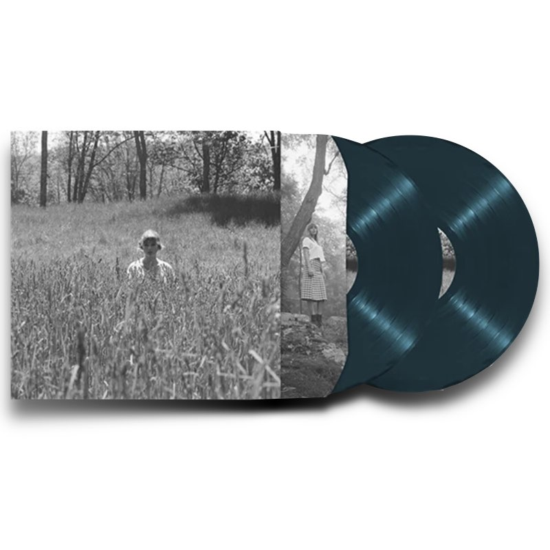 """Taylor Swift - Folklore [2. the """"in the weeds"""" edition deluxe vinyl] - LEIA A DESCRIÇÃO"""
