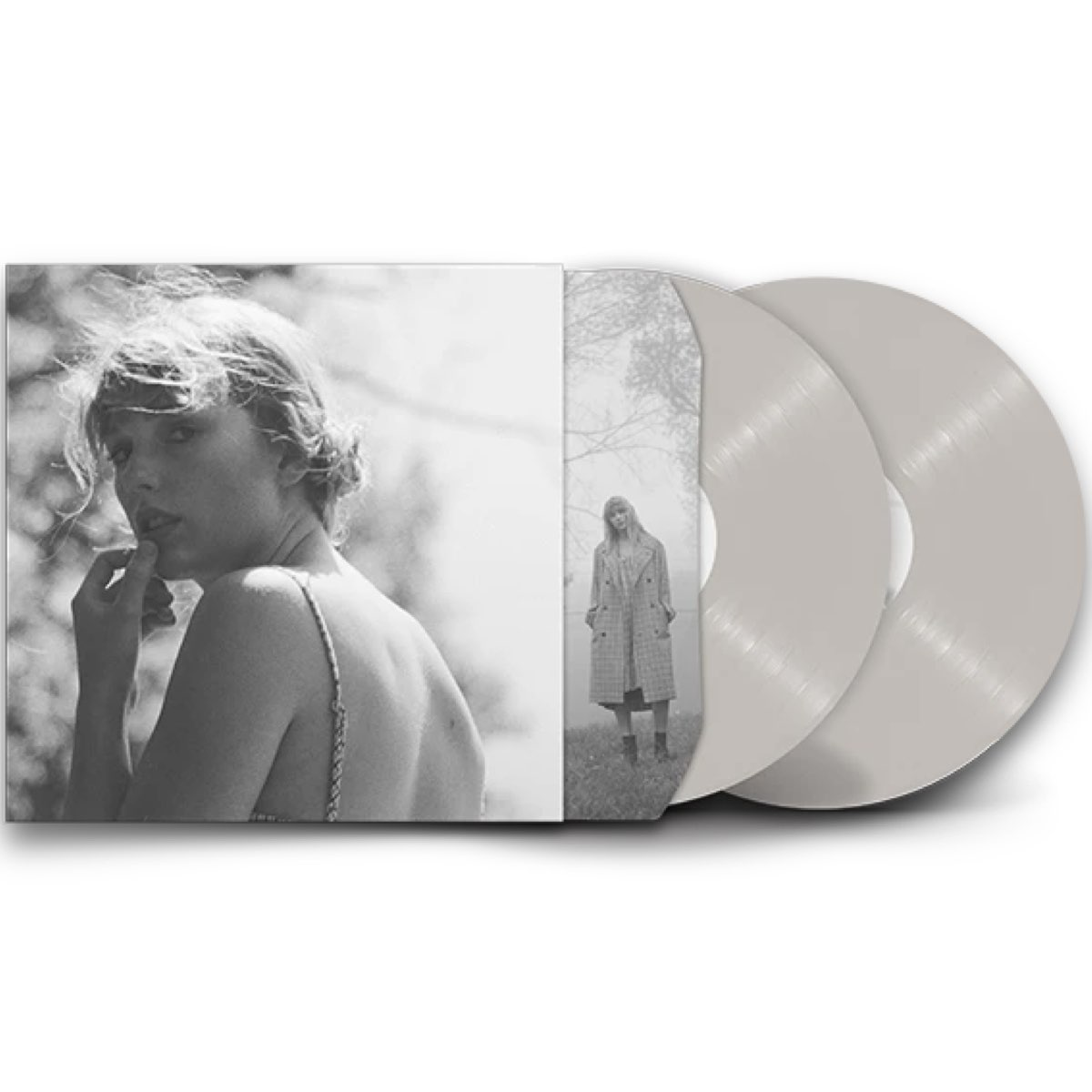 """Taylor Swift - Folklore [3. the meet me behind the mall"""" edition deluxe vinyl]"""