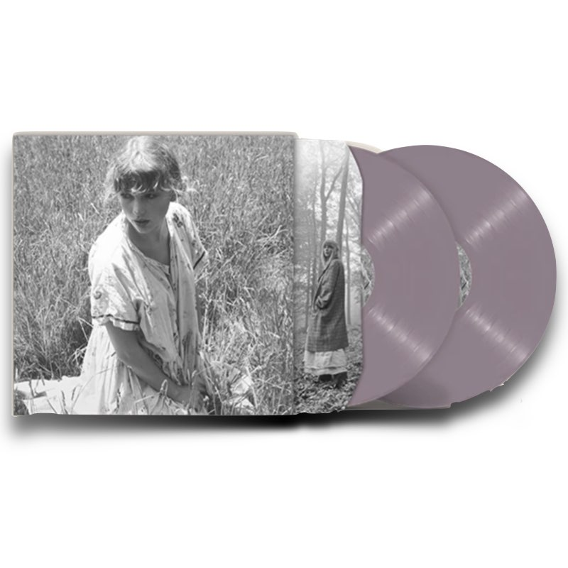 """Taylor Swift - Folklore [4. the """"betty's garden"""" edition deluxe vinyl]"""