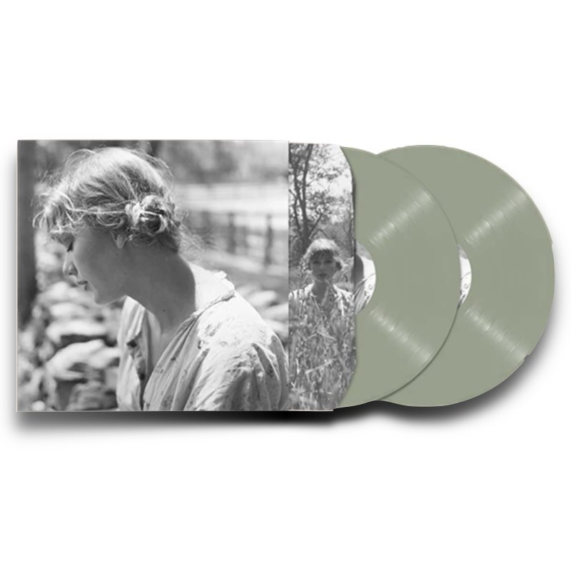 "Taylor Swift - Folklore [5. the ""stolen lullabies"" edition deluxe vinyl]"
