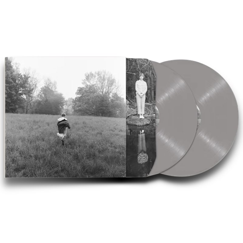"""Taylor Swift - Folklore [7. the """"running like water"""" edition deluxe vinyl]"""