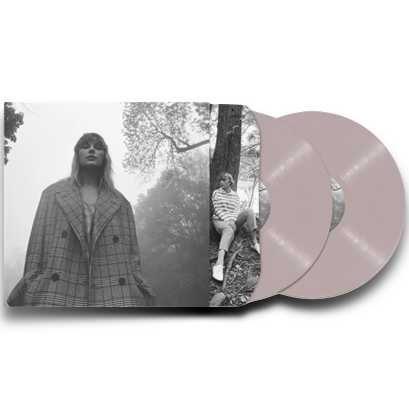 """Taylor Swift - Folklore [8. the """"clandestine meetings"""" edition deluxe vinyl]"""