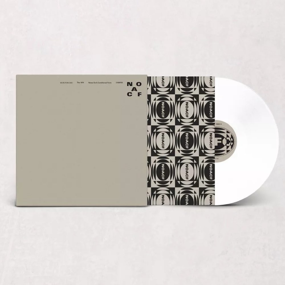 The 1975 - Notes on a Conditional Form [White 140G Double Vinyl]
