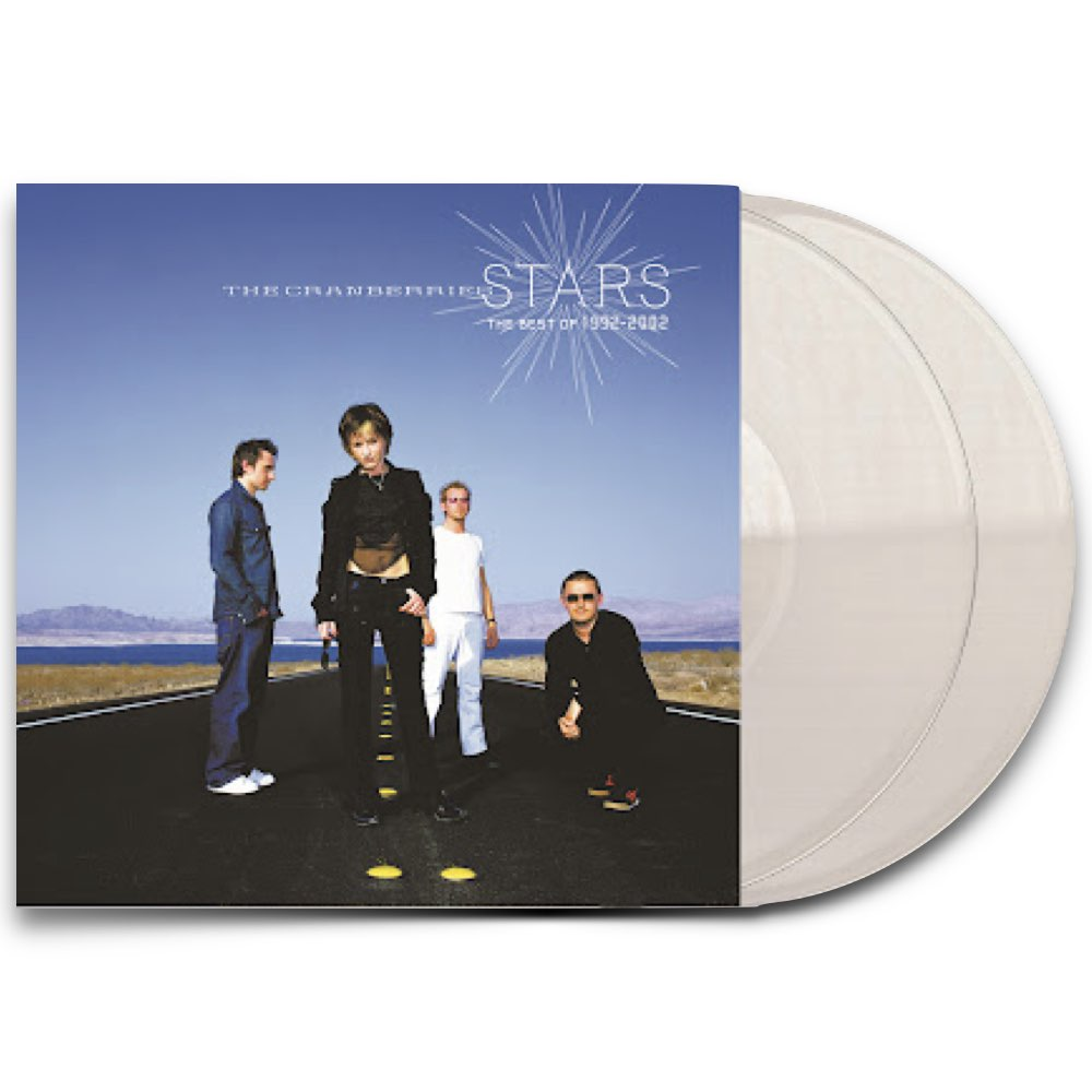 The Cranberries - Stars [The Best Of 1992-2002] - Duplo Colorido - RSD 2021