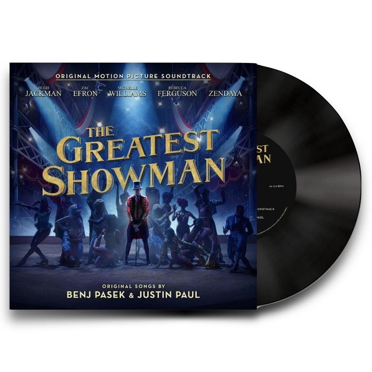 The Greatest Showman - Original Motion Picture Soundtrack [Black Vinyl]