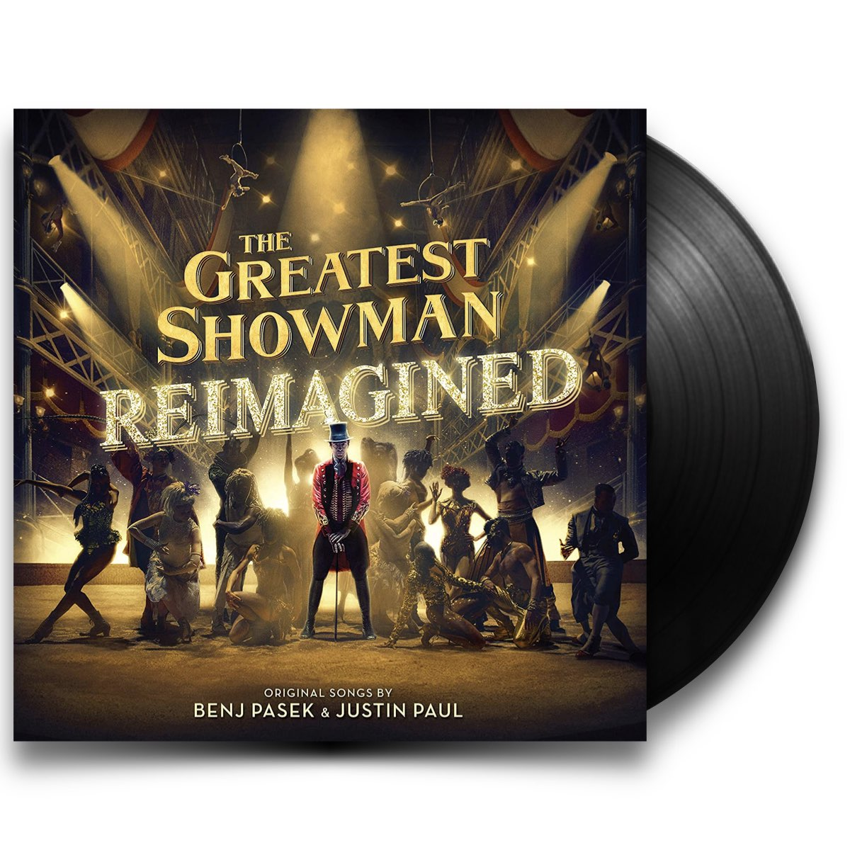 The Greatest Showman - Reimagined [Black Vinyl]