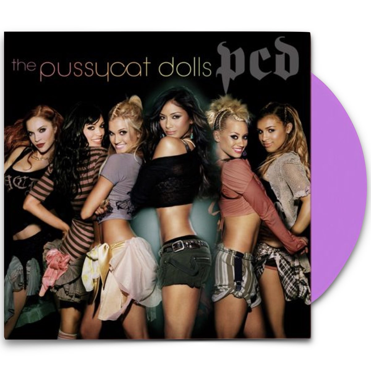 The Pussycat Dolls - PCD [Opaque Violet Vinyl] [Limited Edition]