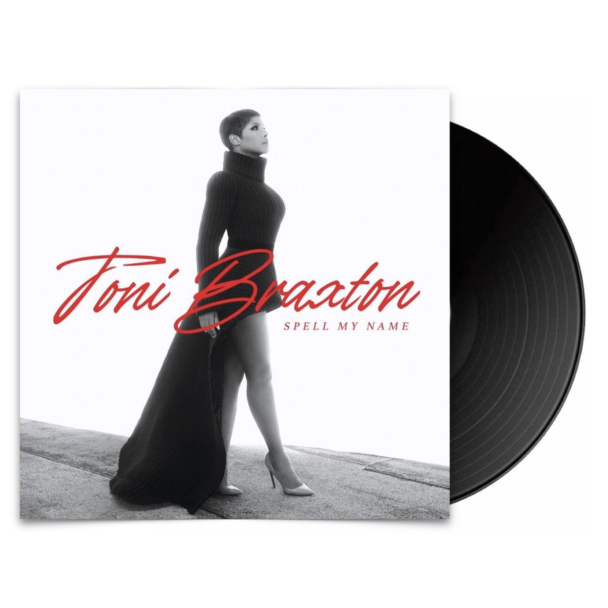 Toni Braxton - Spell My Name [Black Vinyl]