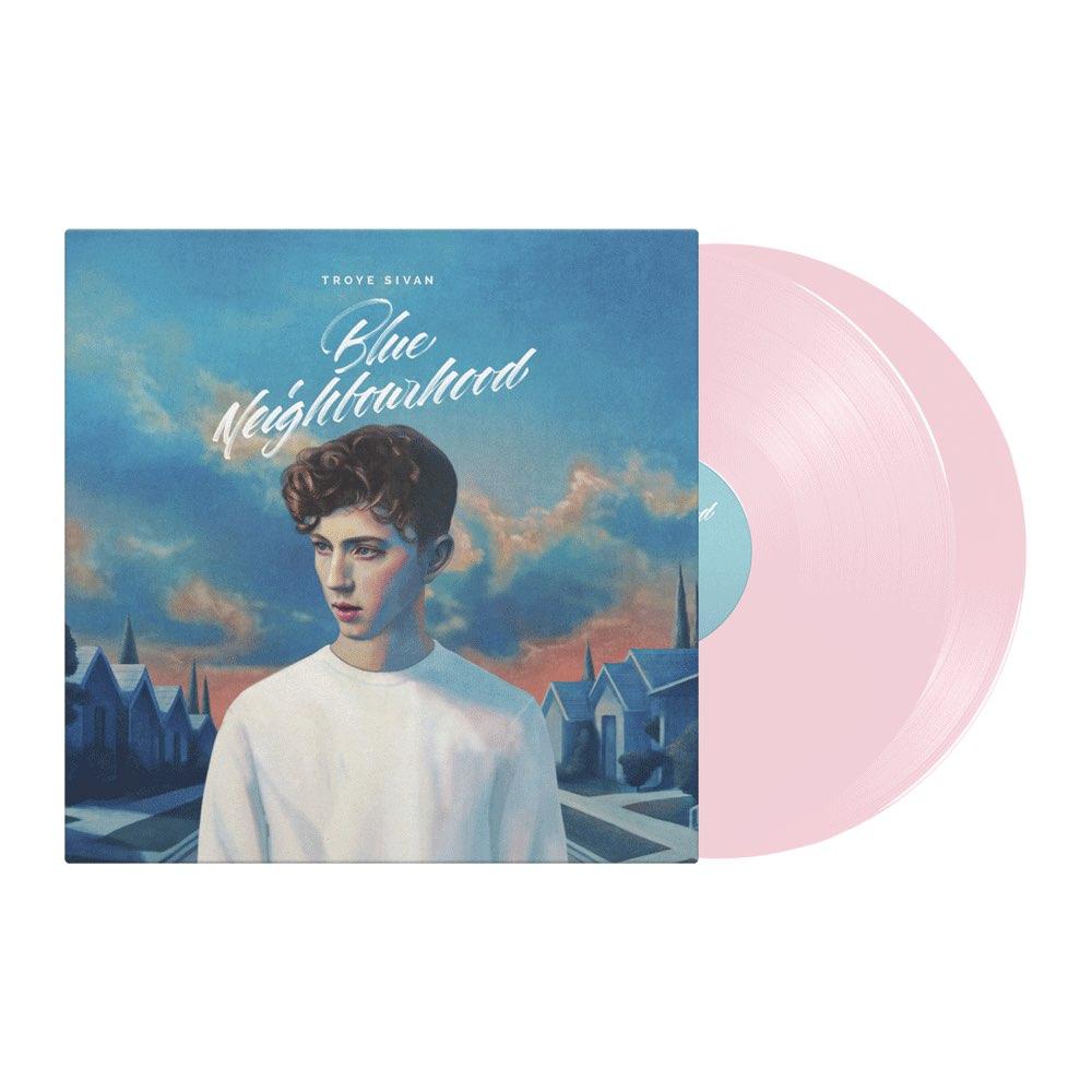 Troye Sivan - Blue Neighbourhood [Limited Edition - Double Pink Vinyl - 5th Anniversary]