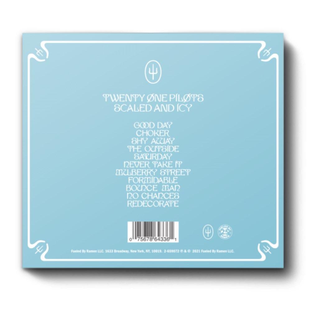 Twenty One Pilots - Scaled and Icy [Blue Slipcase - Edição Limitada]