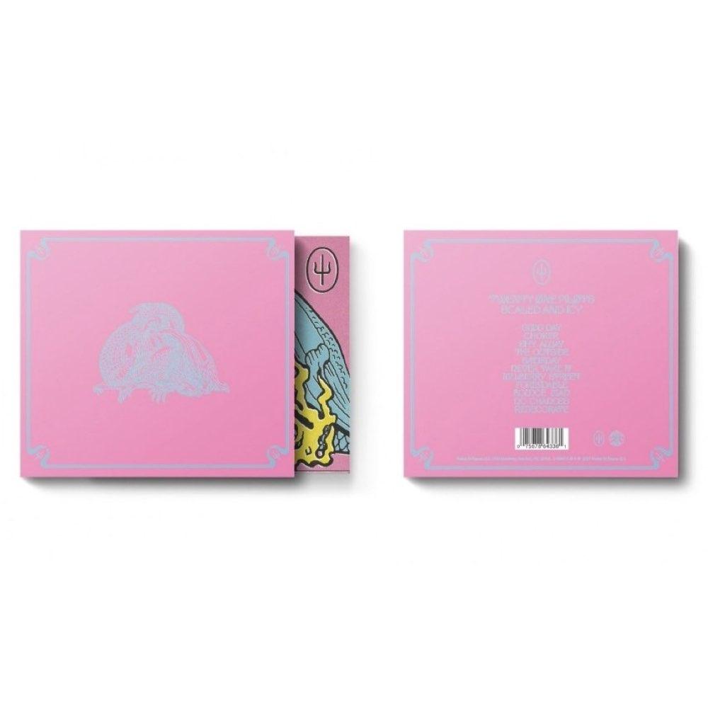 Twenty One Pilots - Scaled and Icy [Edição Limitada UK - Pink Slipcase]