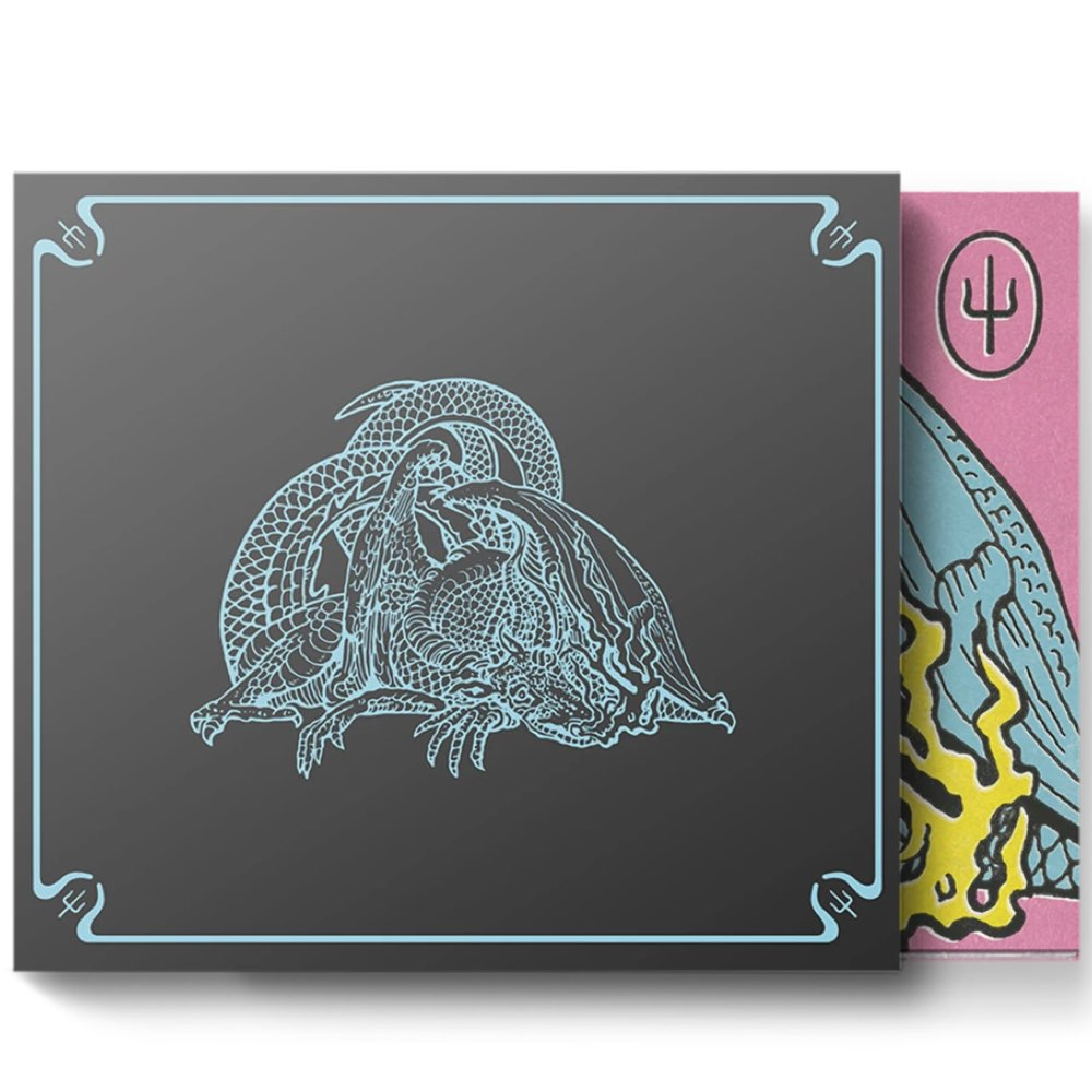 Twenty One Pilots - Scaled and Icy [Livestream Experience Exclusive CD - Black Slipcase - Edição Limitada]
