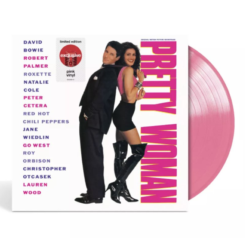 Various Artists - Pretty Woman - OST [Target Exclusive, Vinyl]