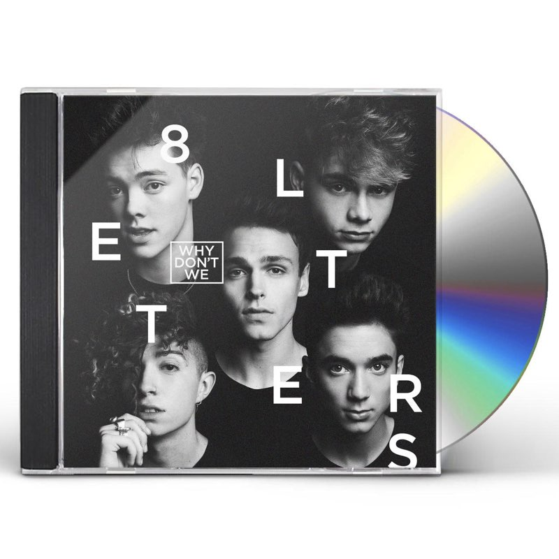 Why Don't We - 8 Letters [Standard CD]