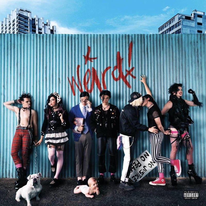 YUNGBLUD - weird! (CD Importado)