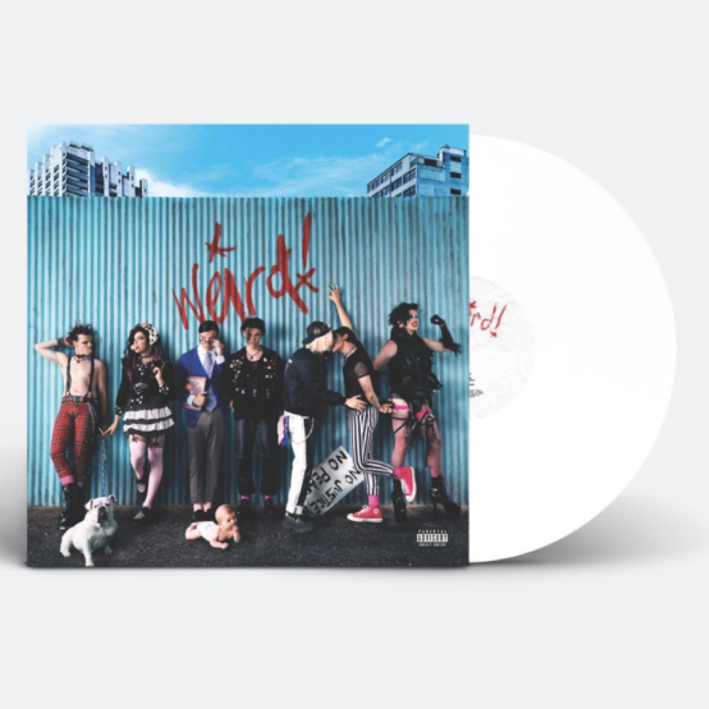 YUNGBLUD - weird! [Limited Edition - White Vinyl]