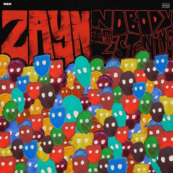 Zayn - Nobody Is Listening [CD Importado]