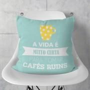 Almofada Café