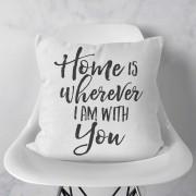 Almofada Home White
